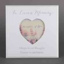 Fotolijst hart memory