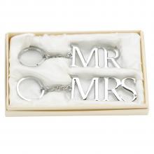 Sleutelhanger Mr en Mrs
