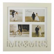 Fotocollage Mr&Mrs