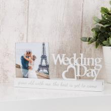 Fotolijst open weddingday