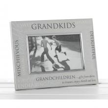 Fotolijst grandkids mat/zilver
