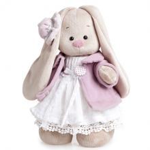 Zaika Mi het lieve konijn met oud roze jas.