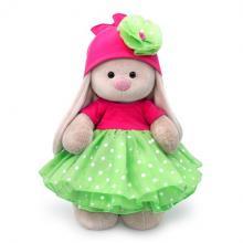 Zaika Mi met groene tulle dots jurk