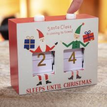 Aftelkalender Christmas klein